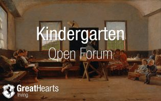 Kindergarten Open Forum