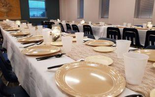 8th Grade Dinner and Award Ceremony